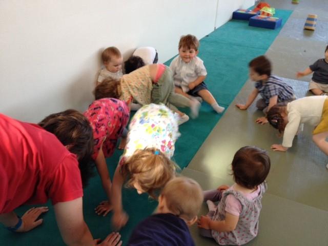 Activité assistante maternelle nounou chantepie